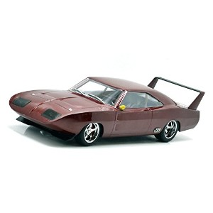 """GREENLIGHT 1:18SCALE ARTISAN """"FAST&FURIOUS 6 EURO MISSION"""" """"DOM'S CUSTOM 1969 DODGE CHARGER DAYTONA..."""