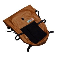 MOUNTAIN EQUIPMENT(マウンテンイクイップメント) 耐水 小型バックパックWaterproof Pack 25L 423082 ゴールド ONE SIZE