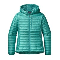 patagonia(パタゴニア) W's Ultralight Down Hoody 84772 US-M HWLT Howling Turquoise//Blue