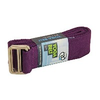 2m Grape Lightweight Yoga Belt