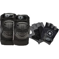 Bell Star Wars Classic Darth Vader Toddler/Child Protective Padset by Bell