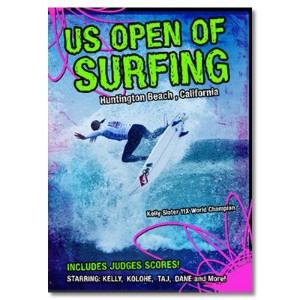 2011 THE US OPEN OF SURFING【サーフィンDVD】