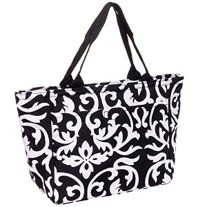 Silverhooks Womens Insulated Lunch Toteバッグ One Size ブラック TN-1154134