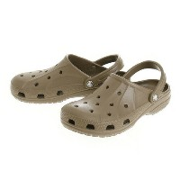 クロックス(crocs) Feat Walnut #11713-267 (Men's、Lady's)