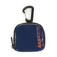 S.A.S コインケース COIN CASE Navy ウォレット (Men's、Lady's)