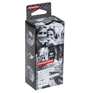 Lomography 632 35 mm 400/36 ISO Black and White Lady Grey - Pack of 3 (Black) [並行輸入品]