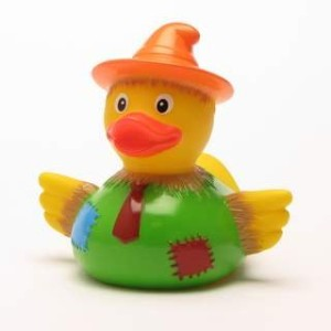 Rubber Duck Scarecrow - ???????