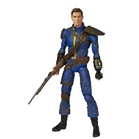 Funko Legacy Action: Fallout Lone Wanderer Action Figure (Blister Pack)