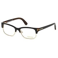 Tom Ford TF 5307 005 Black/Havana TF5307 Unisex Eyeglasses