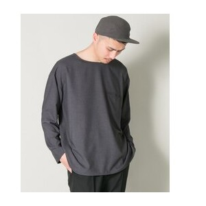 UR COSEI LONG-SLEEVE SHIRTS【アーバンリサーチ/URBAN RESEARCH Tシャツ・カットソー】