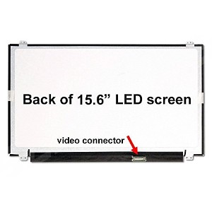 New LCD Panel For ASUS X550Z LCD Screen Glossy 15.6 1366X768 Slim HD ための新しいのLCDパネル ASUS X550Z...