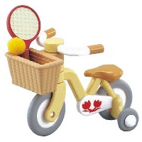 "シルバニアファミリー 人形 自転車 カ-306 Epoch Sylvanian Families Sylvanian Family Doll ""Bicycle (For Kids) Ka-306"""