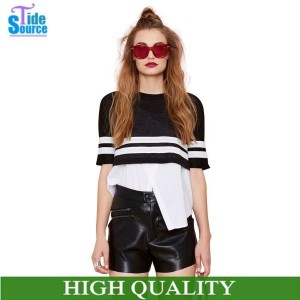 2014 New casual Fashion Shorts women high waist simple slim leather shorts  for women hip street...