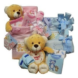 Art of Appreciation Gift Baskets Sweet Baby Diaper Bag-Boy by Art of Appreciation Gift Baskets
