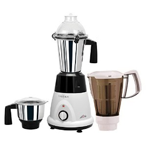Tabakh Lite Pro Indian Mixer Grinder | 2-Jar + Juicer | 750 Watts | 110-Volts [並行輸入品]
