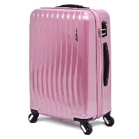 FREQUENTER WAVE スーツケース 34L 1-622 (PEARLPINK)