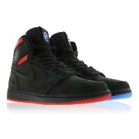 "Air Jordan 1 Retro High OG ""Quai 54""メンズ Black/Italy Blue-University Red ジョーダン NIKE ナイキハイカットオージーレトロ..."
