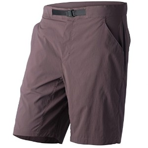 HOUDINI(フーディニ) Men's Crux Shorts 260924 Backbeat Brown S 2017春夏モデル