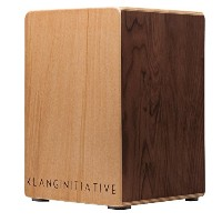 KLANGINITIATIVE CAJON カホン 300 X 300 X 420mm POPLAR