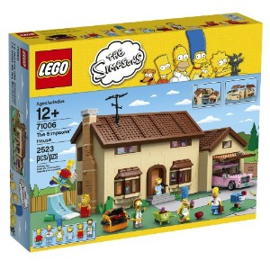 LEGO 71006 Simpsons The Simpsons House レゴ ザ・シンプソンズ