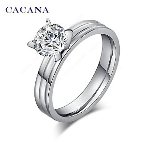 Stainless Steel Rings For Women