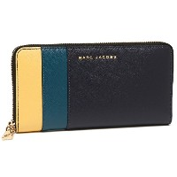 マークジェイコブス 財布 MARC JACOBS M0012045 409 15 SAFFIANO COLORBLOCKED SLGS STANDARD CONTINENTAL WALLET 長財布...