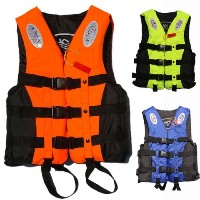 Outdoor Adult and child Life Vest for fishing life vest Life Jacket life raft swim vest inflatable