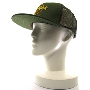"GOHEMP(ゴーヘンプ)""Herb Rock CAFE"" MESH CAP H/C WEATHER Color:OLIVE Size:F (0)"