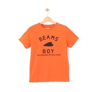 BB ロゴTEE SPECIAL【ビームス ウィメン/BEAMS WOMEN レディス Tシャツ・カットソー ORG/NVY ルミネ LUMINE】