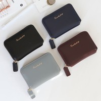 [SWEET MANGO] Cow Leather Accordion Wallet - [ 小銭入れ カードケースコインケース牛革入れ 定期入れ ]