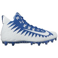 ナイキ メンズ サッカー シューズ・靴【Nike Alpha Menace Pro Mid】Game Royal/White/White