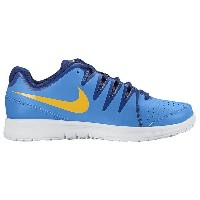ナイキ メンズ テニス スポーツ Men's Nike Vapor Court Photo Blue/Deep Royal Blue/White/Laser Orange