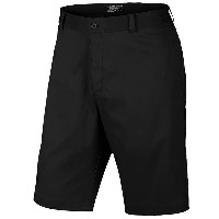 ナイキ メンズ 野球 スポーツ Men's Nike Flat Front Golf Shorts Black