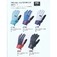 VOLUME GLOVES PIPE KING WATERPROOF VGi 【スノーボード グローブ】715005