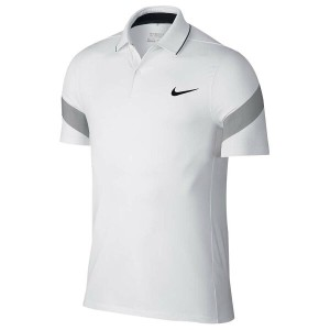 ナイキ メンズ トップス ポロシャツ【Nike Major Moment Fly Framing Golf Polo】White/Black/Reflective Black