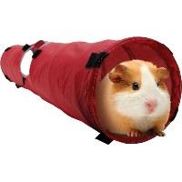 Hagen Living World Pet Tunnel,Red 【並行輸入品】