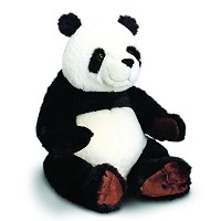 Panda Sitting 30 cm Plush by Keel Toys