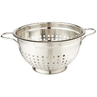 ExcelSteel 5Qt Stainless Steel Colander by ExcelSteel