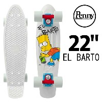 Penny Skateboards ペニー LIMITED EDITION SIMPSONS EL BARTO 22インチ PNYCOMP22376/ミニクルーザー【RCP】