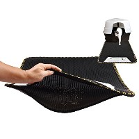 Private Island Hawaii Cats Litter Mat - 猫の砂取りマット Extra Large Size 81Cm X 61Cm (32 X 24 Inches) -...