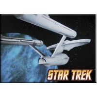 1 x Star Trek Enterpriseマグネット29468st