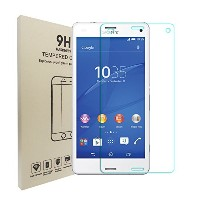 Hasenou Sony Xperia Z3 Compact / Xperia A4 ガラスフィルム 保護フィルム SO-02G SO-04G 強化ガラス 液晶保護フィルム 硬度9H 気泡防止 0...
