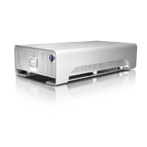 G-Technology (HGST) G-DRIVE PRO with Thunderbolt 4TB 高速外付けハードディスク 最大480MB/s 【3年保証】 0G02834