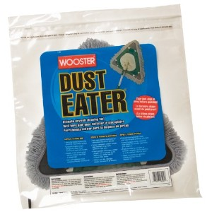 Wooster Brush1800Drywall Dust Eater-DRYWALL PREP DUST EATER (並行輸入品)