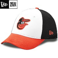 MLB オリオールズ レプリカキャップ(ホーム) New Era Baltimore Orioles 2012 Replica Adjustable Home Cap