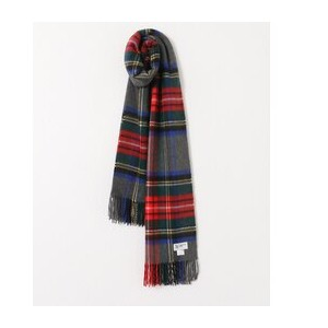 ROSSO Johnstons CASHMERE TARTAN STOLE【アーバンリサーチ/URBAN RESEARCH レディス ストール VU6124 GST ルミネ LUMINE】