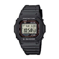 腕時計 カシオ Casio GW-M5610-1ER Mens G-Shock Atomic Black Watch【並行輸入品】