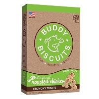 Cloud Star Itty Bitty Buddy Biscuits Dog Treats, Roasted Chicken Madness, 8-Ounce Boxes by Cloud...
