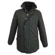 Barbour Duracotton Polarquilted Jacket Long バブアー バーブァー 送料無料
