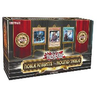 【EU版】遊戯王 ドイツ語 円卓の聖騎士セット ボックス Noble Knights of the Round Table Set Box [並行輸入品]